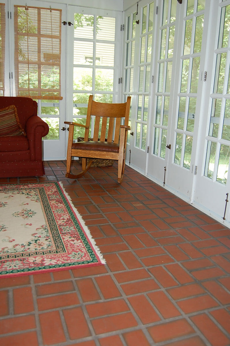 Brick Floor Tile Gallery | Real Brick Wall Tiles