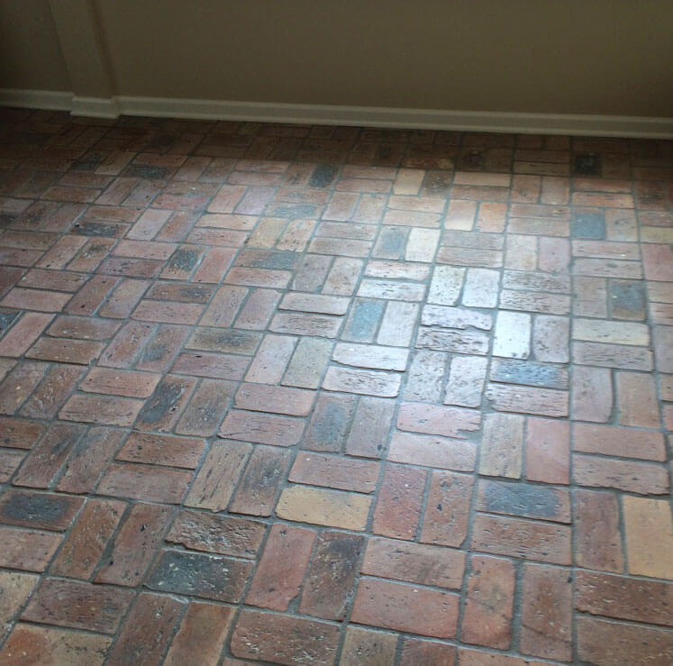 Brick Floor Tile Gallery Real Brick Wall Tiles